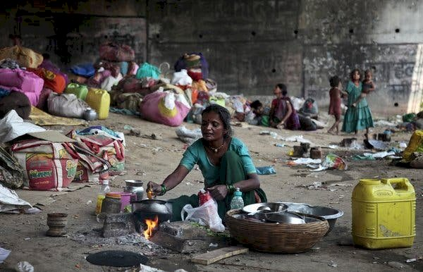 Richest 1% holds on four times the wealth held by 95 crore Indians: Oxfam report