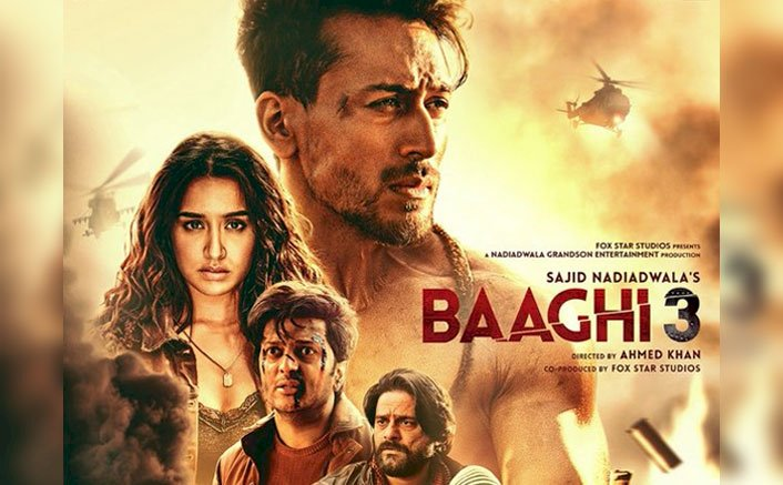 Baaghi 3 box office collection: Day 4