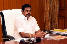 Social Distancing A Distant Idea At Tamil Nadu Chief Minister's Briefing