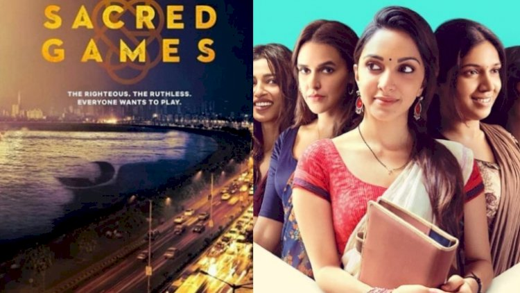 International Emmy Awards- Sacred Games, Lust Stories nominated: Proud Moments for Bollywood