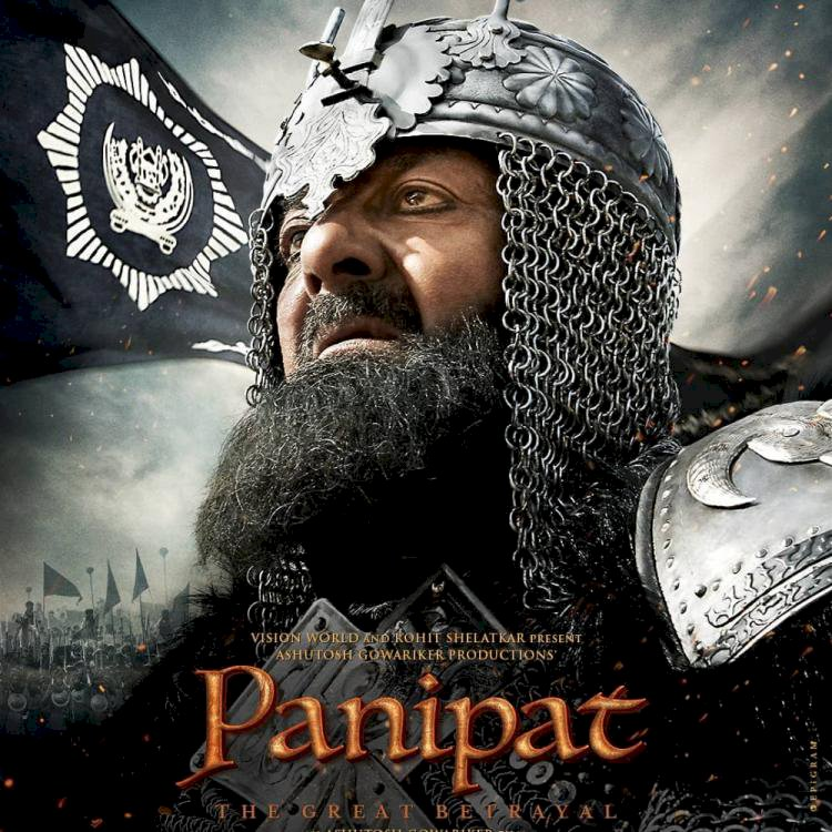 Sanjay Dutt's stars in Panipat as Ahmad Shah Abdali, Poster is out