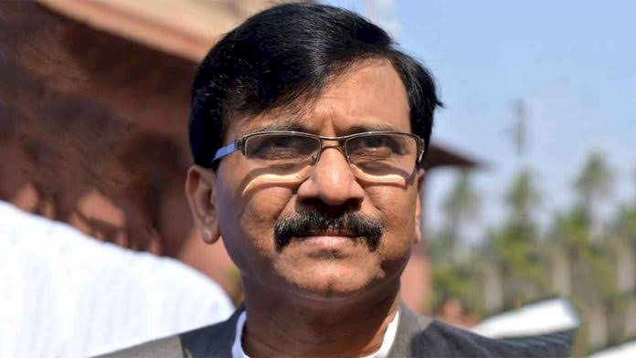 Sanjay Raut admitted in hospital due to uneasiness