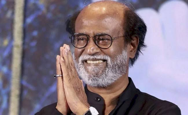 Rajinikanth and AIADMK were again in tussle of words