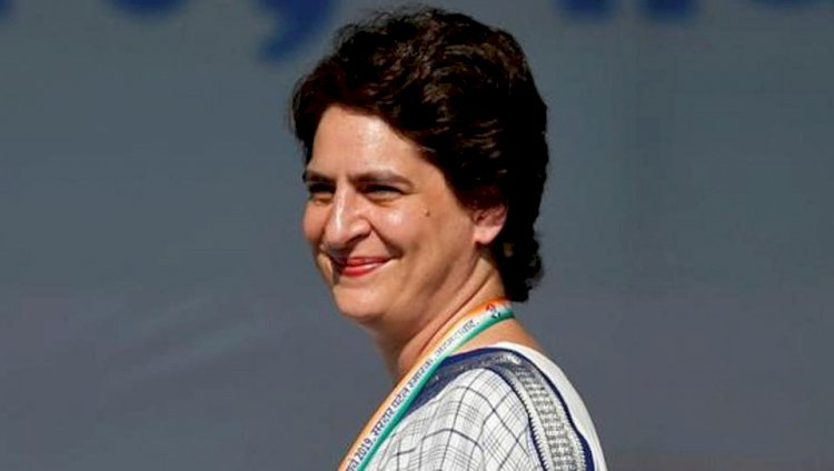 Priyanka Gandhi lashes out BJP over selling India's best Organisations Air India and more