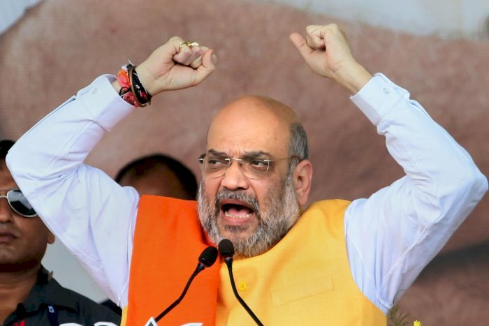 NRC to be applied Nationwide, No person of any religion should worry : Amit Shah
