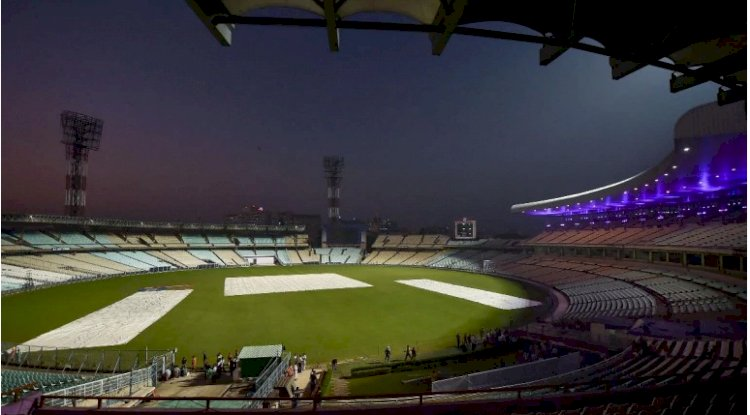 Eden Garden and Kolkata all set to conduct historic day-Night match