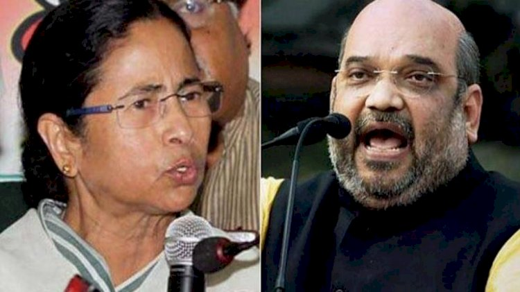 Mamata Banerjee slams Amit Shah over NRC and says NRC will not be applicable in West Bengal