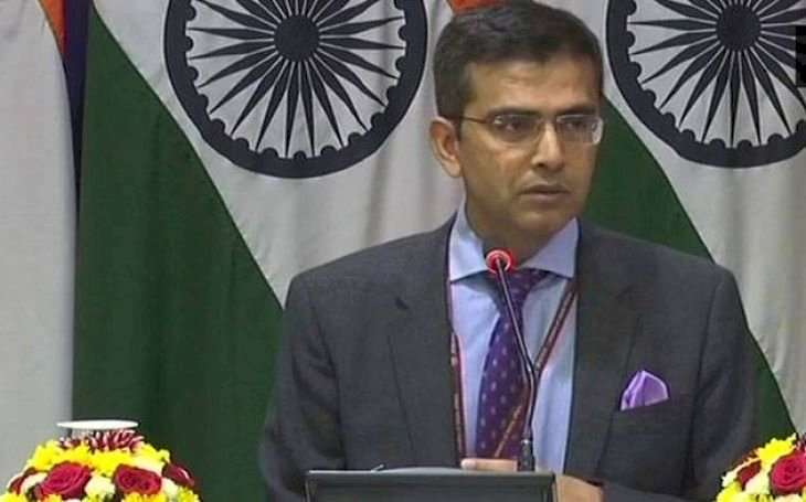 Trade dispute between India and US will end soon : Raveesh Kumar