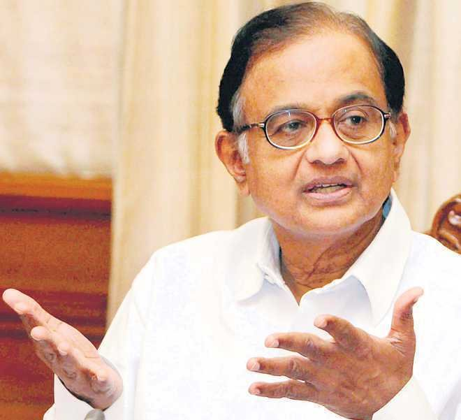 Enforcement Directorate visits Tihar Jail to interrogate  P Chidambaram