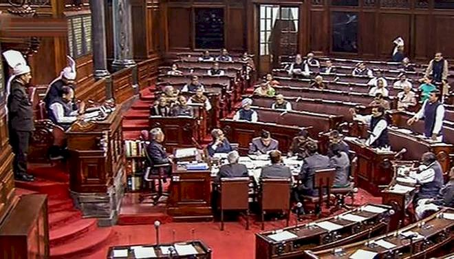 Opposition roared against electoral bonds in Rajya Sabha and called it as Biggest Scam