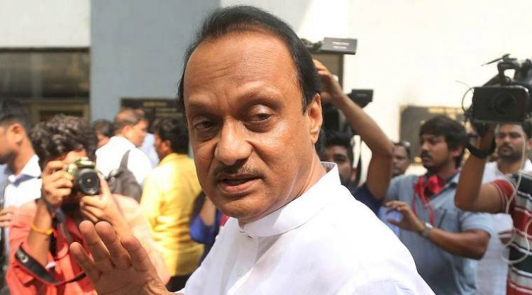 Except Ajith Pawar , All other 53 MLAs are back in NCP : Party Sources