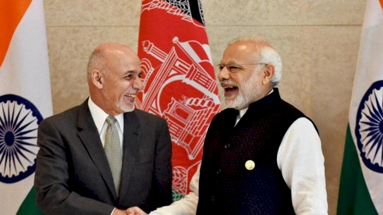 India, Afghanistan exchanges treaty over Extradition