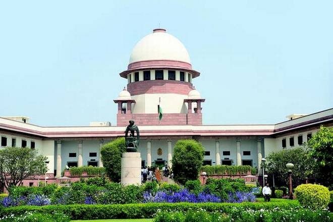 Supreme Court reserves order for tomorrow 10:30 Am