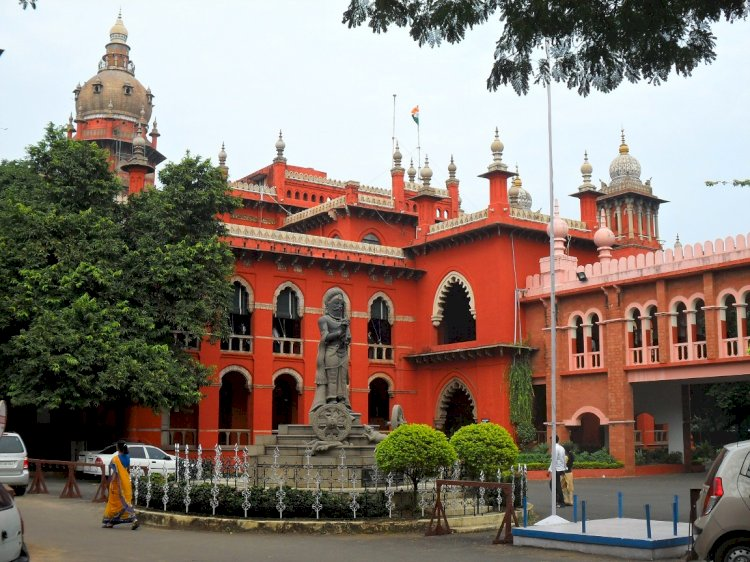 Madras High Court awards 63 lakh to Paraplegic man who was a victim of civic body negligence