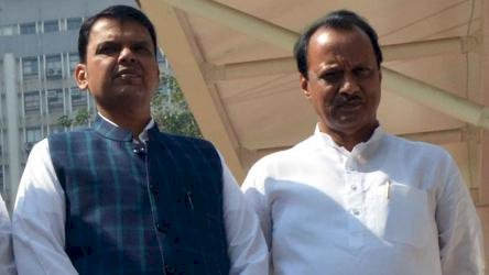 Ajit Pawar sudden back out ,Don't have the numbers: Devendra Fadnavis