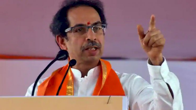 Uddhav Thackeray met Governor Koshyari to discuss on Government formation