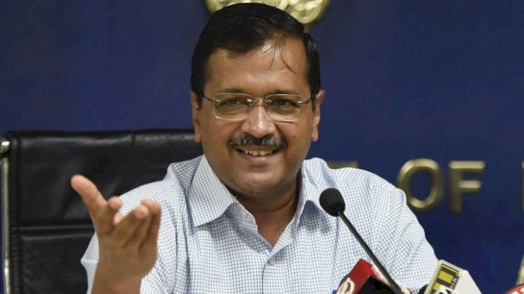 Arvind Kejriwal asks Centre to give registration papers  to all unauthorized colony residents before Delhi polls