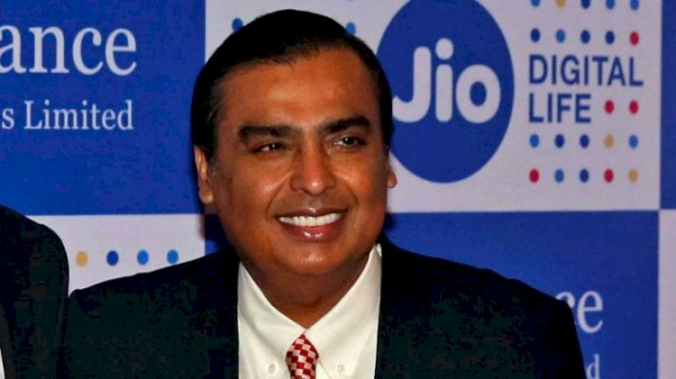 Reliance Industries First Indian Firm to reach Rs.10 lakh crore market cap