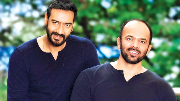 Rohit Shetty and Ajay Devgan all set to launch golmaal 5