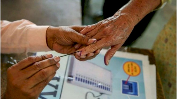 Jharkhand polls : 13.03 per cent voter turnout recorded till 9 am