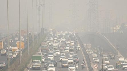Air Quality level downs to very  poor category