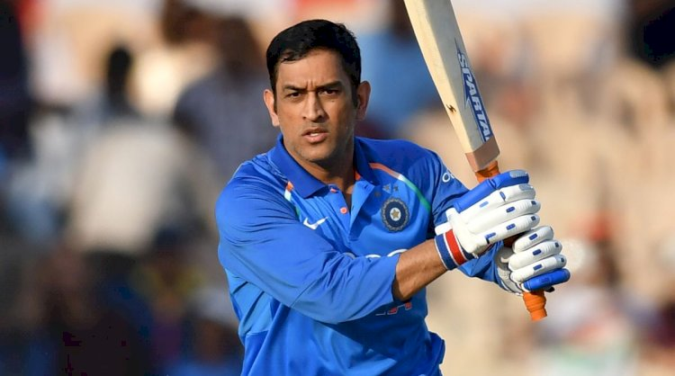 MS Dhoni to produce a TV show on army officers