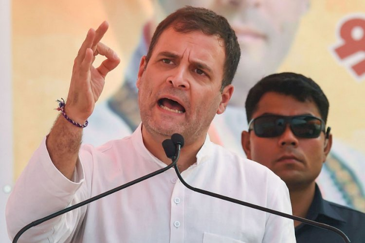 Economy in ICU, democracy murdered: Rahul's message before Bharat Bachao rally