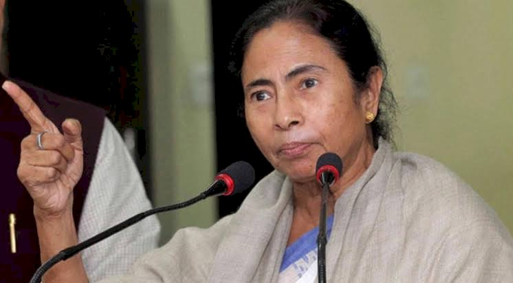 Mamata Banerjee protests against Citizenship law in Bengal