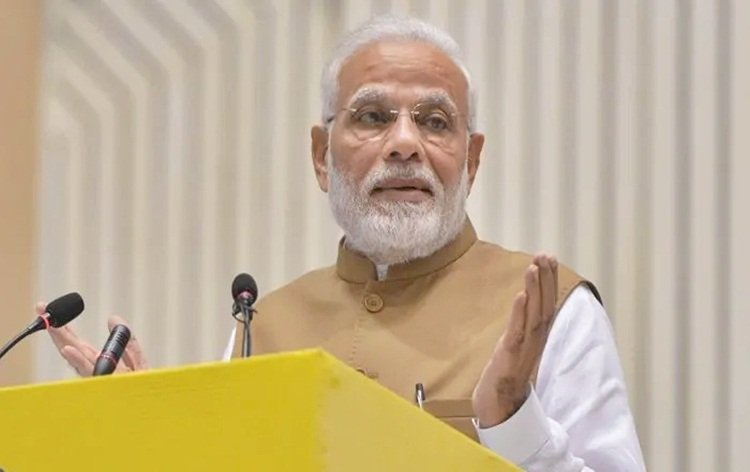 PM Modi accuses Congress for spreading Violence and Rumors over CAA