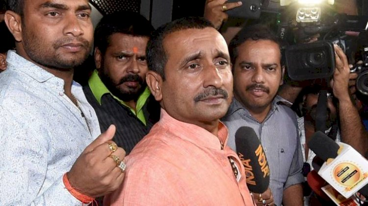 Unnao Rape Case accused Kuldeep Sengar gets life Imprisonment