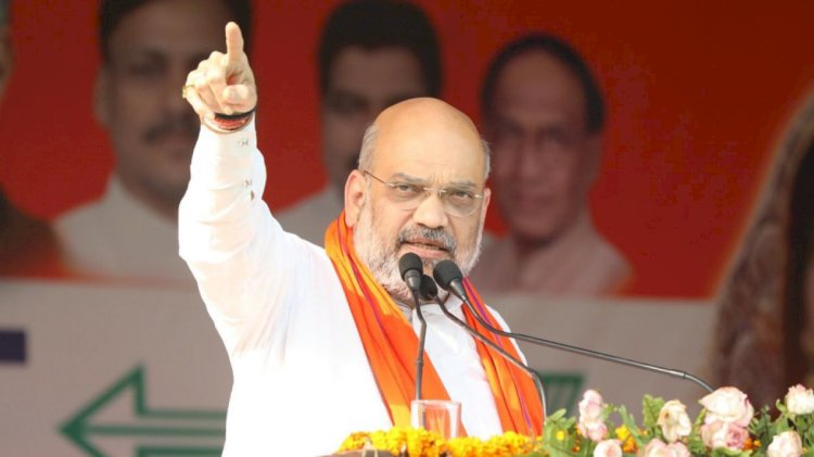 Ayodha Temple to come up within 4 months : Amit Shah