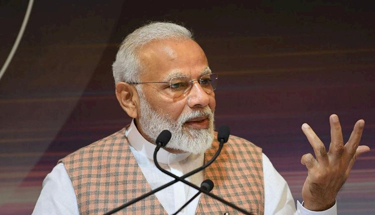 Saved Indian economy that was heading towards disaster: PM Narendra Modi