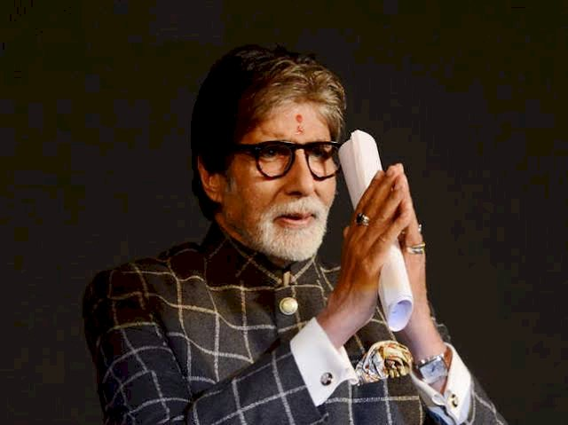 Amitabh Bachchan not to attend National award down by fever