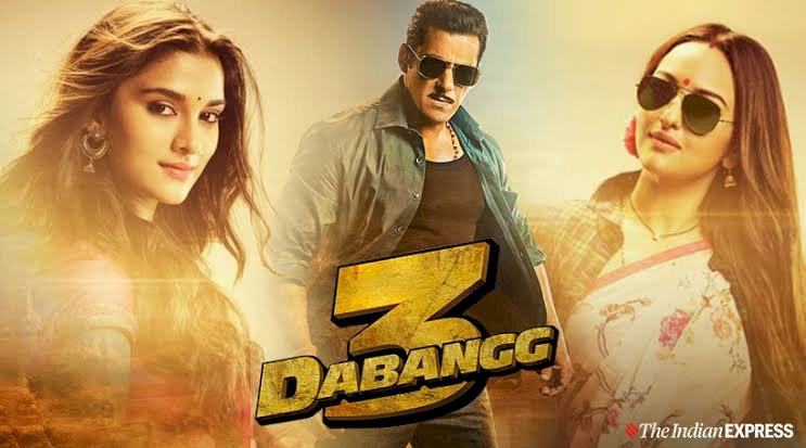 Dabbang 3 box office collections- Rs.81.3 crore in three days