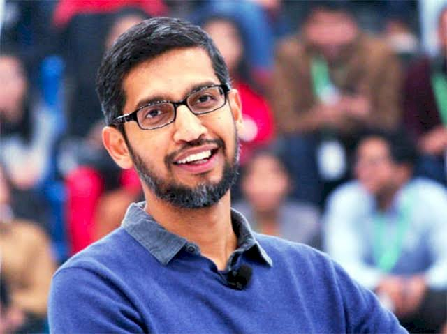 Alphabet CEO Sundar Pichai  to recieve $240 million stock package