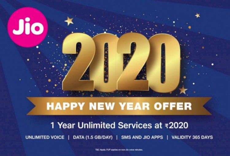 Reliance Jio launches