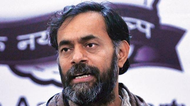 New citizenship law against Constitution: Yogendra Yadav
