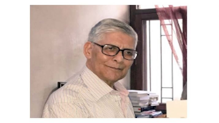 Renowned Hindi author Ganga Prasad Vimal dies in road accident in Sri Lanka
