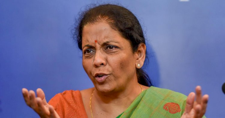 Nirmala Sitharaman  implores banks to boost RuPay, UPI infra: Sources