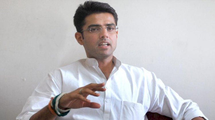 Sachin Pilot slams CM Ashok Gehlot over Kota infants' deaths, says can't escape responsibility