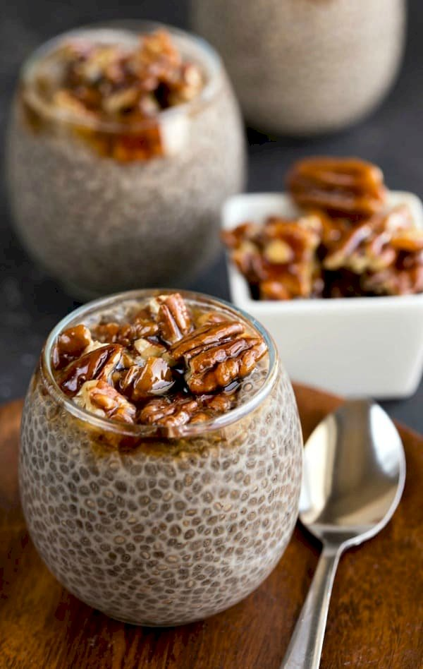 Heavy Weightloss with extensively small Chia Seeds