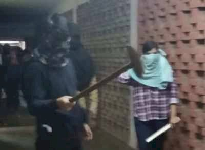 Delhi Police identifies masked women in the video as DU student ,soon to join investigation