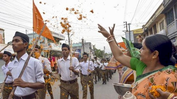 Will omit sections on RSS from book, Tamil Nadu government tells HC