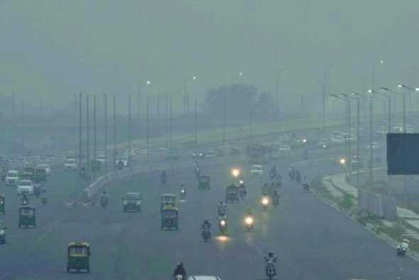 Delhi to remain cloudy