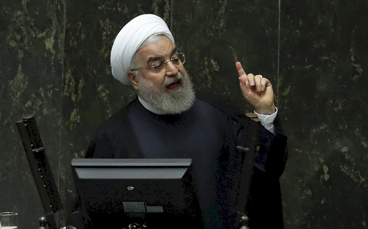 Downing Ukrainian plane an unforgivable error, says Iran's President Hassan Rouhani