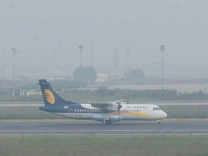 Flight services partially hit due to smog at Chennai airport