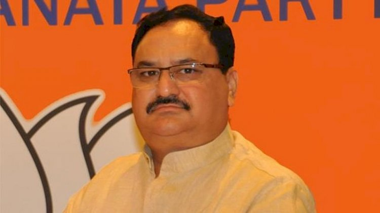 JP Nadda likely to succeed Amit Shah as BJP president today