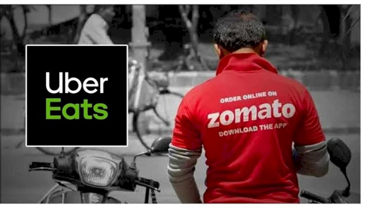 Zomato acquires Uber Eats in an all-stock deal