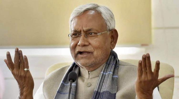 JDU leader confronts chief Nitish Kumar on party's tie-up with BJP in Delhi
