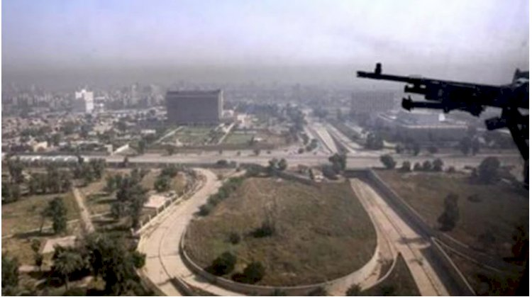 3 rockets hit near US embassy in Baghdad:Sources